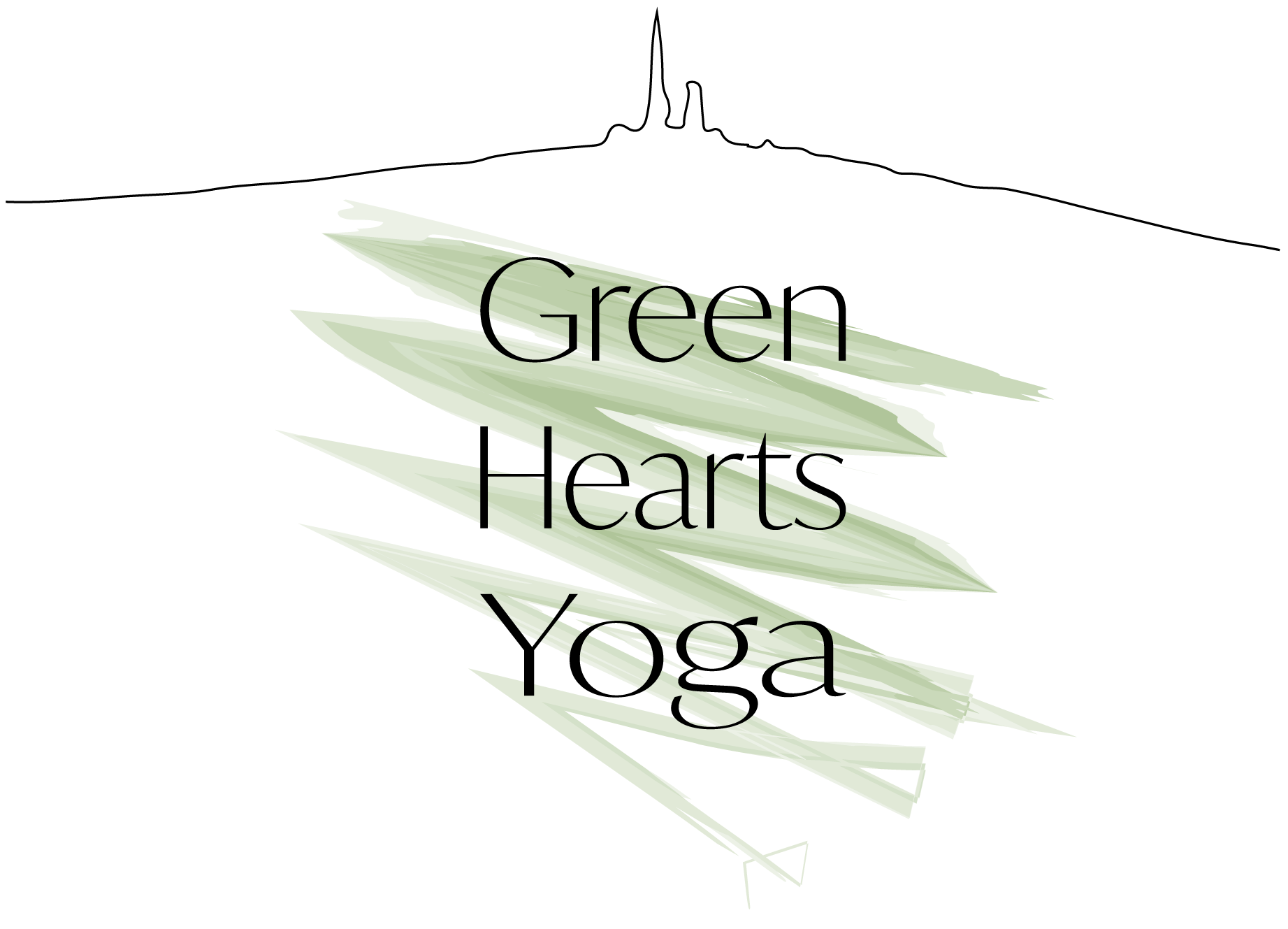 Green Hearts Yoga